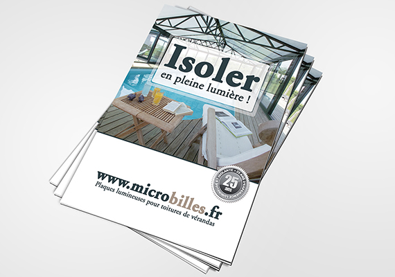 Brochure A4 3 Volets 250g